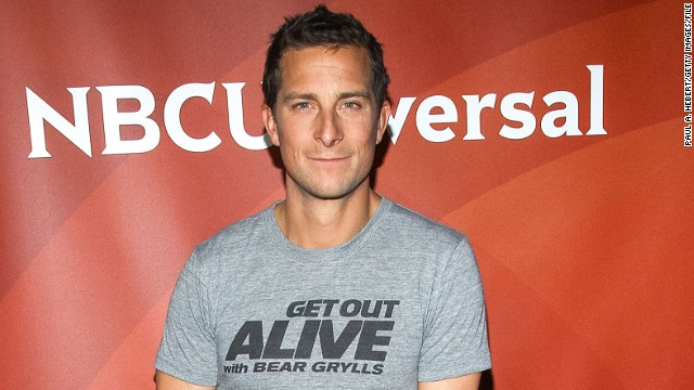 A Bear Grylls show we can't wait to watch, and more news to note