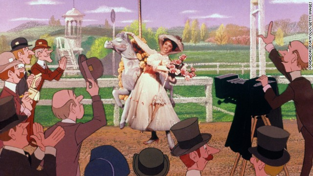 "The musical ""Mary Poppins"" kicked off the film career of stage star Julie Andrews, who went on to win an Academy Award for her portrayal of the loving-but-firm nanny. The film debuted in August 1964."