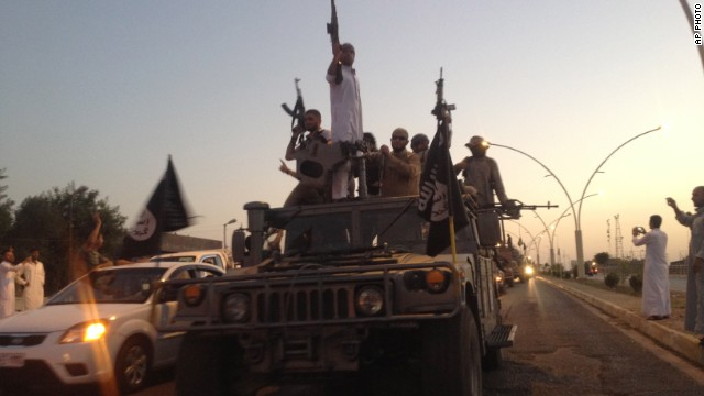 New ISIS video warns of attack on Washington - CNN Video