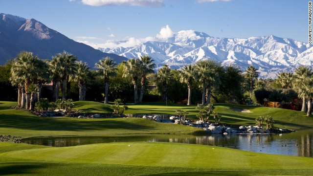 With more than 200 golf courses, 50,000 pools and a desert oasis of outlet shopping nearby, Palm Springs, California, tops TripAdvisor's index for vacation rental value. About $1,250 will get you a week's rental and a few extras. Just be prepared for temperatures topping 100˚ Fahrenheit.