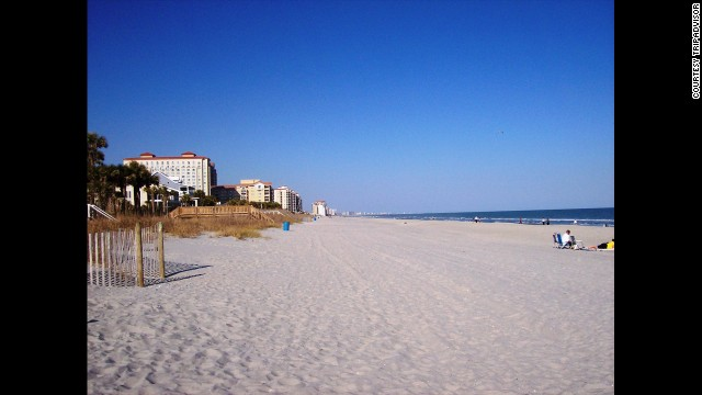 Long stretches of sand and nightly summer celebrations on the boardwalk are just a few of the things a Myrtle Beach, South Carolina, vacation offers for about $1,400 for a weeklong stay and some extras.