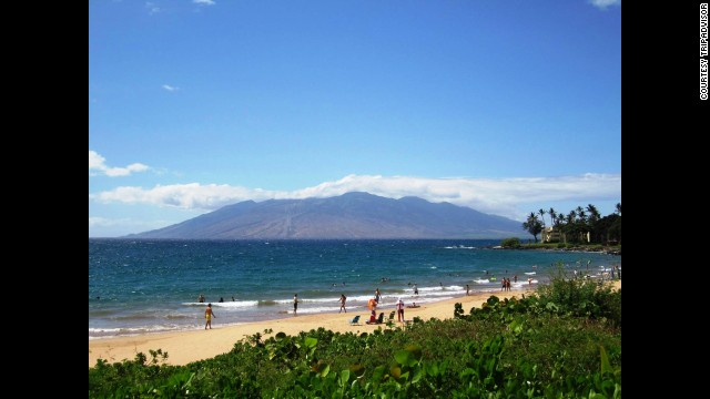 The second largest of the Hawaiian Islands, Maui is known for its tropical flowers and shimmering beaches. Covered with quaint towns and scenic drives, Maui is a dream destination for many, if you can afford the airfare. A weeklong rental with some extras is about $2,300, according to TripAdvisor's index.