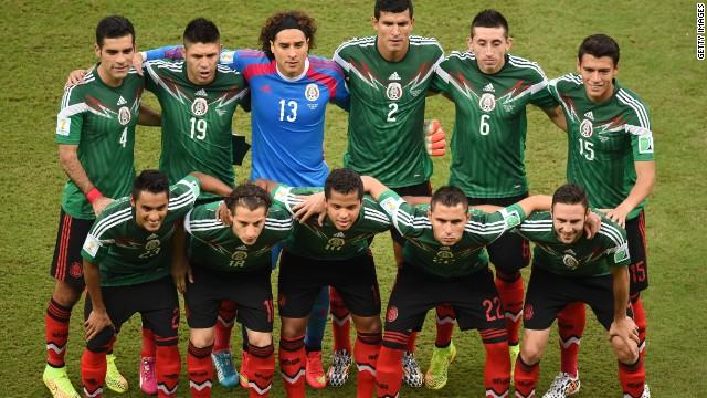 Y la figura de México en la fase de grupos del Mundial fue…