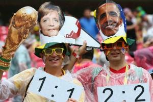 Brasil 2014: Día 15