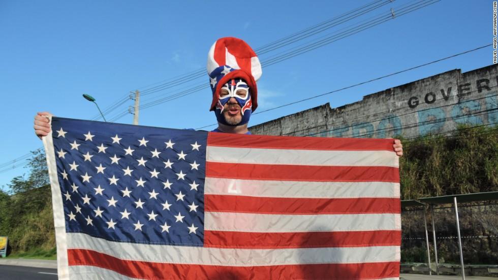 Reportero Aventurero: partido EE.UU.-Portugal