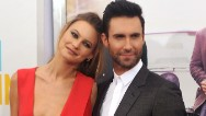 Singer Adam Levine has married an Angel -- of the Victoria's Secret variety, that is.