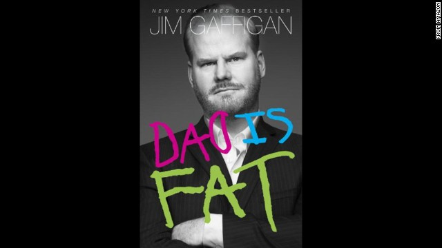 "<strong>""Dad Is Fat,""</strong><strong> by Jim Gaffigan:</strong> ""Charming, funny, and endearing"" could also be the mantra of stand-up comic Gaffigan, who muses on life as the father of five young children in short pieces made to be read between fielding requests for beach snacks and breaking up water-splash fights."