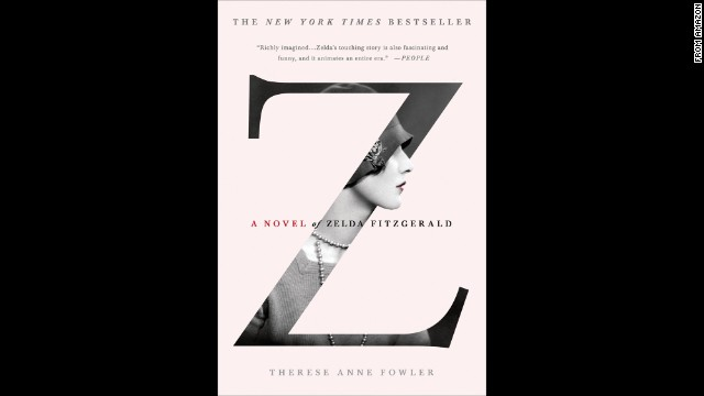 "<strong>""Z: A Novel of Zelda Fitzgerald,""</strong><strong> by Therese Anne Fowler: </strong>Beautiful and witty, as glittering and fast-living as any of her husband's famous Jazz Age characters, Zelda Fitgerald was equally as doomed. But when she wasn't Mrs. Scott Fitzgerald, half of one of the most notorious couples in the literary world, who was she? If you love historical fiction, this is for you."
