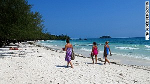 For Cambodia\'s best beach parties, hit Koh Rong.