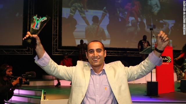 "Ebrahim's efforts won him the 2012 Emerging Tourism Entrepreneur of the Year Award, and he is thinking of expanding his operations to other regions: ""We have a transferable concept and there is no reason why it couldn't work in other countries too,"" he says."