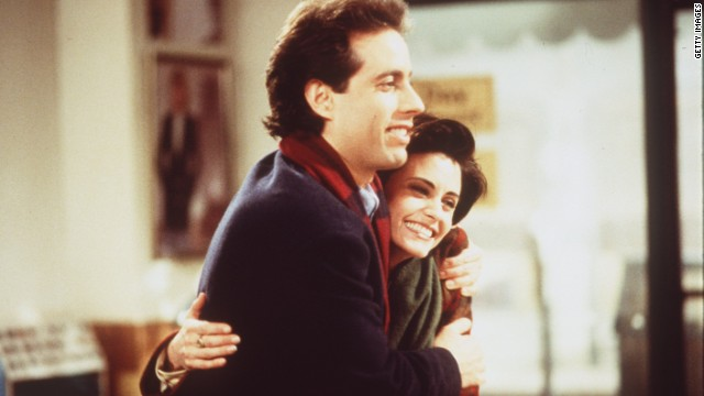 "We all love the main characters of Seinfeld, but did you know that some other famous faces got their start on the sitcom? <strong>Courteney Cox</strong> played Jerry's girlfriend Meryl in season five's ""The Wife"" (March 1994), where Jerry gets a discount at his dry cleaners and Cox partakes of the discount too by claiming to be Jerry's wife. The ""marriage"" ends badly. Six months after her ""Seinfeld"" debut, Cox debuted on ""Friends"" as Monica Geller, a role that would last for 10 seasons."