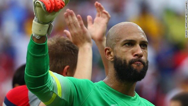 Obama jokes about Tim Howard as defense secretary