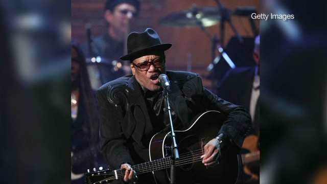 Muere Bobby Womack, cantante y miembro del Rock and Roll Hall of Fame