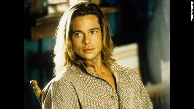 "<strong>""Legends of the Fall"" (1994)</strong> - A long haired Brad Pitt stars in this drama about a family dealing with life during World War 1. (Netflix)"