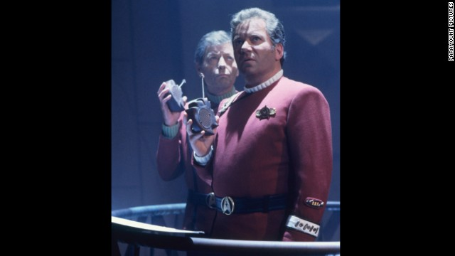 "<strong>""Star Trek VI: The Undiscovered Country"" (1991)</strong> - The gang from the original ""Star Trek"" battle for peace and prosperity in this sci-fi film. (Netflix)"
