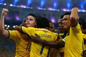 Colombia hace historia en el Maracaná