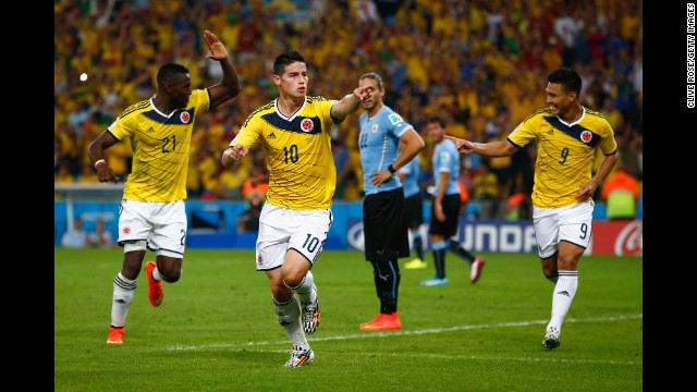 World Cup: The best photos from June 28