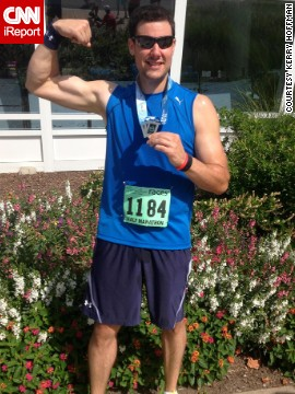De la obesidad a las maratones