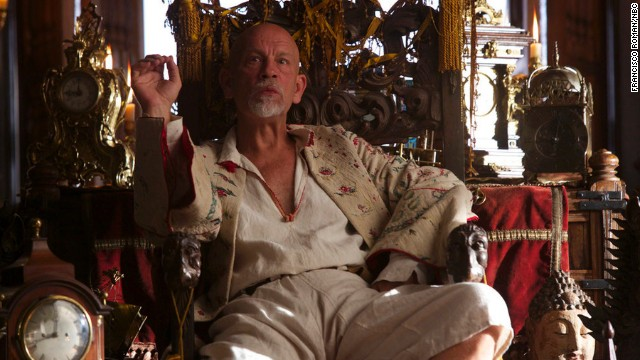 "If you've missed watching pirates on TV, look no further than John Malkovich as Blackbeard in NBC's ""Crossbones,"" which just wrapped up its first season."