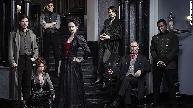 "Get ready to see a new side of Dorian Gray, Dr. Frankenstein and other dark literary figures prowling Victorian London in Showtime's ""Penny Dreadful."" The show just wrapped an intriguing first season."