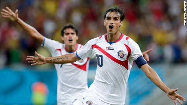 Las 5 alegrías latinoamericanas en el Mundial