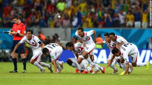 ¡Pura Vida! Costa Rica, la revelación del Mundial que clasificó a cuartos