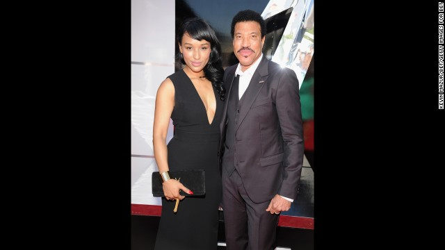 Lionel Richie and guest