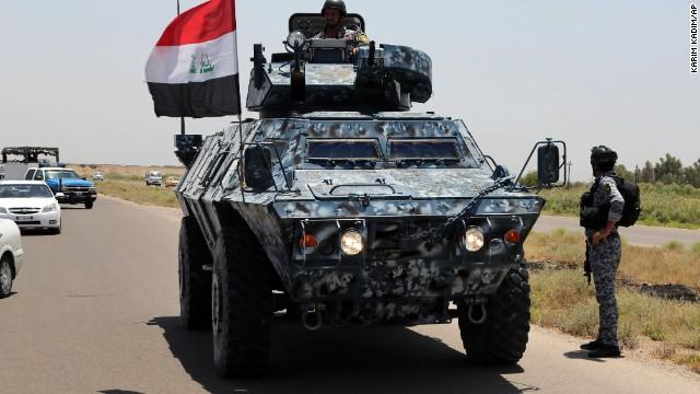 ISIS declara la instauración de un «califato» en Iraq y Siria