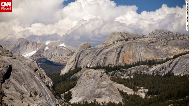 On June 30, 150 years ago, President Abraham Lincoln signed the <a href='http://www.cnn.com/2014/06/30/travel/yosemite-turns-150/'>Yosemite Land Grant Bill</a> laying the foundation for the establishment of <a href='http://ireport.cnn.com/docs/DOC-1125160'>Yosemite National Park</a>. Today we celebrate this national treasure that boasts 1,200 square miles of pristine land, and hosts 3.7 million visitors each year.
