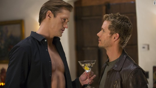 'True Blood' turns up the heat with dream sex scene