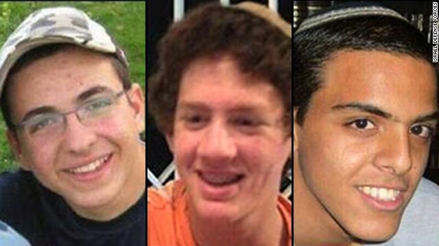 Militantes de Hamas secuestraron a los tres adolescentes israelíes sin saberlo la cúpula