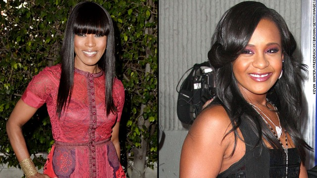 "When Angela Bassett was asked about casting Whitney Houston's daughter, Bobbi Kristina Brown, in the biopic she's directing about the late singer, Bassett responded that she never thought to do it for several reasons, ""one being that (Brown's) not an actress."" Bobbi Kristina did not take kindly to the comment and <a href='http://www.eonline.com/news/555538/bobbi-kristina-slams-angela-bassett-says-she-wanted-to-play-whitney-houston-in-lifetime-movie' target='_blank'>tweeted some disparaging words about the actress.</a>"