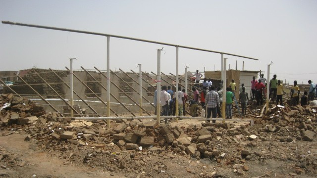 Persecution of Christians, Sudan Forces demolishes church