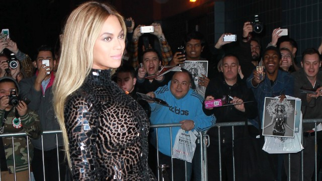 "In December, Beyonce stunned fans by releasing a surprise ""visual album."" The project was well-received <a href='http://www.billboard.com/biz/articles/news/5840087/beyonce-makes-billboard-200-history-with-fifth-no-1-album' target='_blank'>and shot to No. 1</a>, spawning platinum hits like the single ""Drunk In Love."""