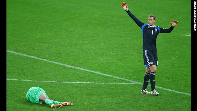 8db14c8b0 World Cup  France sees off Nigeria to reach last eight - CNN.com
