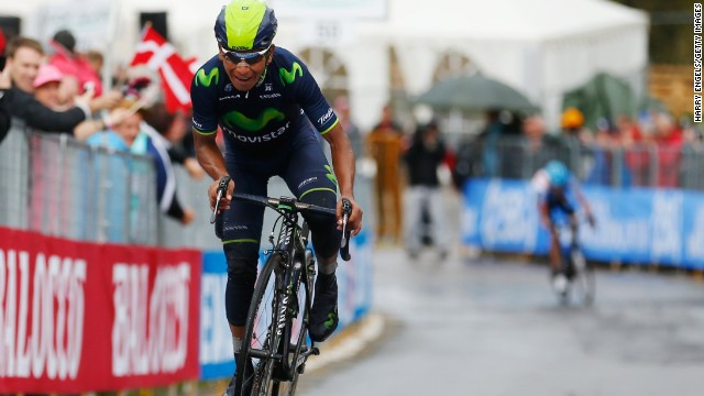 Last year's runner-up Nairo Quintana has skipped this year's Tour de France, much to the relief of the likes of Froome and Contador. The Colombian won the 2014 Giro d'Italia to underline his growing ability.<!-- --> </br>