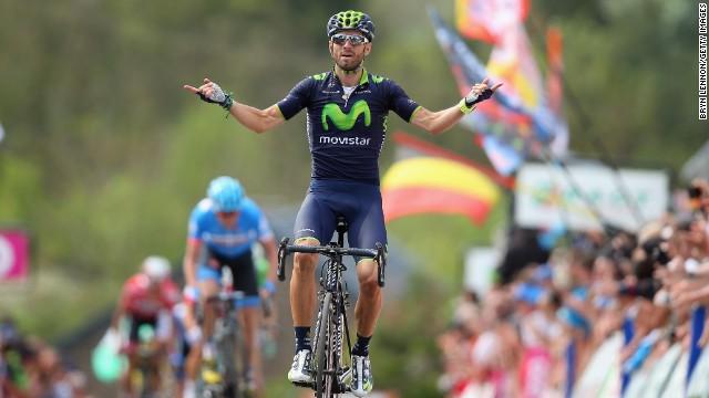 A mechanical mishap in last year's Tour de France left Alejandro Valverde chasing the pack, but this year he takes full leadership of Movistar's team and has been in fine form in 2014.