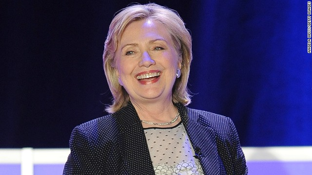 "Clinton to make third appearance on ""The Daily Show'"