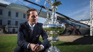 UK government backs Ainslie's crusade