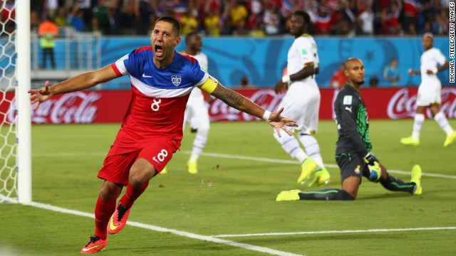 According to Nielsen figures, 25 million television viewers tuned in for the United States' opening draw with Portugal. Even after they were eliminated those stats remained strong -- 26.5 million watching the World Cup final between Germany and Argentina.