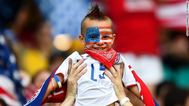 The United States soccer team's display at the World Cup in Brazil sparked new interest in the game in America. The team, roared on by its fans -- many of whom made the trip to Latin America -- reached the round of 16 before being knocked out by Belgium.