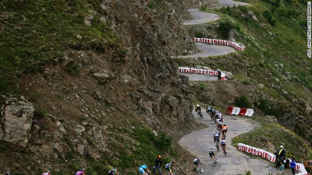 The winding trails through the French Alps are the postcard for the Tour de France, yet its conditions are far from favorable. Stiff gradients and lengthy climbs await the 198-strong peloton.