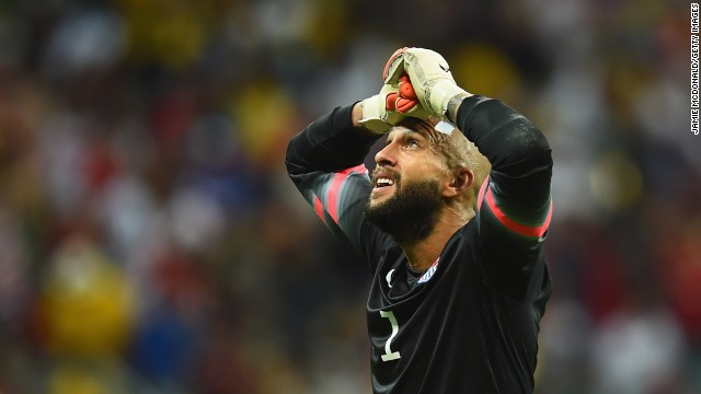 The 8 best tweets about Tim Howard and Jesus