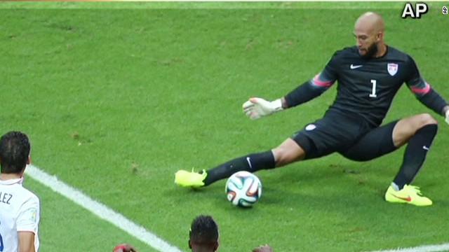 10 hechos sorprendentes del nuevo héroe americano del fútbol, Tim Howard