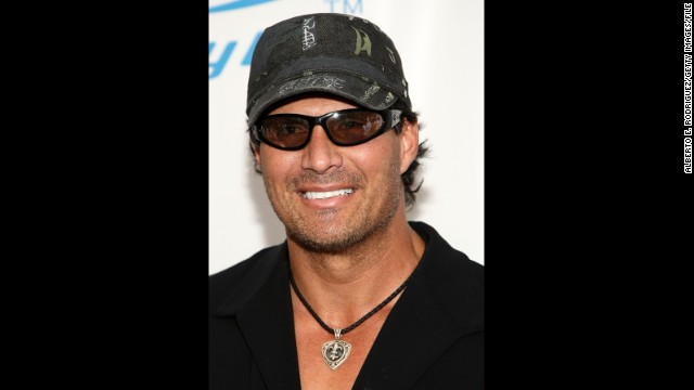 Welcome to the wonderful world of quinquagenarians, Jose Canseco! The former baseball player turned 50 on July 2.