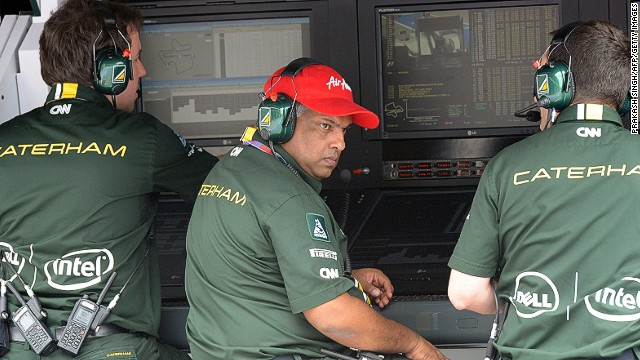 Tony Fernandes' four-year stint in Formula One is over after he sold Caterham F1.
