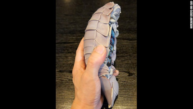 The bulky and creepy<a href='http://www.runatown.com/shopdetail/000000004744/' target='_blank'> isopod case</a> has been wildly popular since it was released in Japan in April and sold out of all 1,000 that were made. The case -- which encloses your phone in what looks like a lobster tail -- is so much in demand that the manufacturer is making more for release in the fall, along with a special-edition gold model.