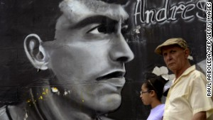 Colombia remembers Escobar