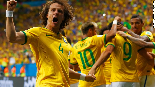 David Luiz became the most expensive defender earlier this year with his reported $67 million move to PSG. His defensive skills will need to be at their sharpest against Colombia.