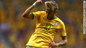 Brazilian star Neymar out of World Cup due to injury - CNN.com